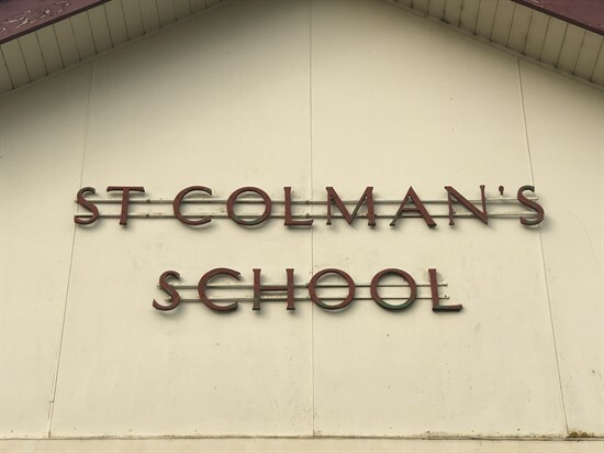 Welcome to St Colman's School Mortlake